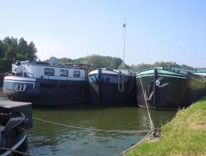 Expert péniche constat sinistre transport fluvial
