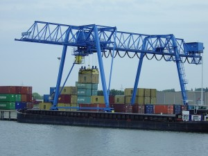 Expert transport fluvial, expertise chargement déchargement bateau
