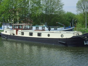 Expertise péniche, expert bateau en hollande